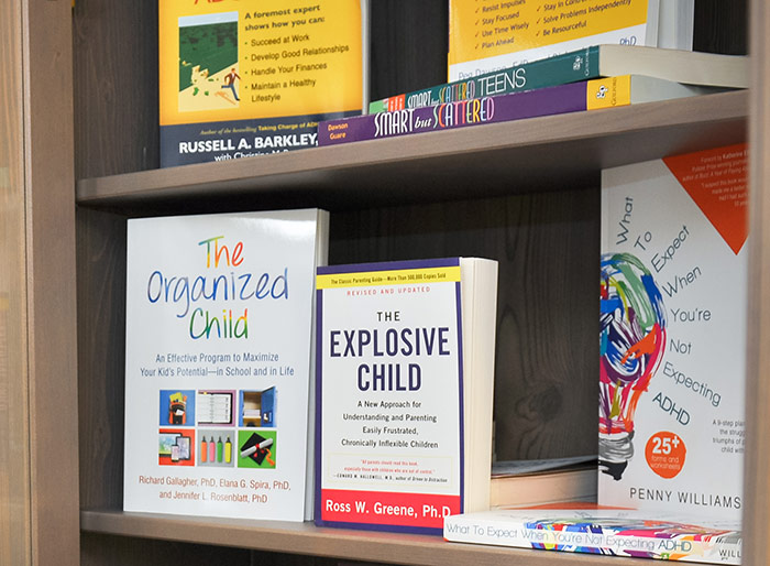 ADHD books recommended by physicians for sale