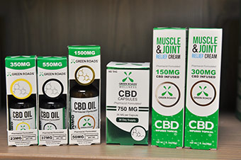 Green Roads CBD products for sale