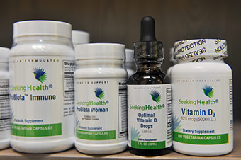 Seeking Health supplements for sale
