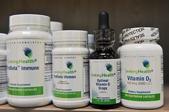 Seeking Health supplements for sale